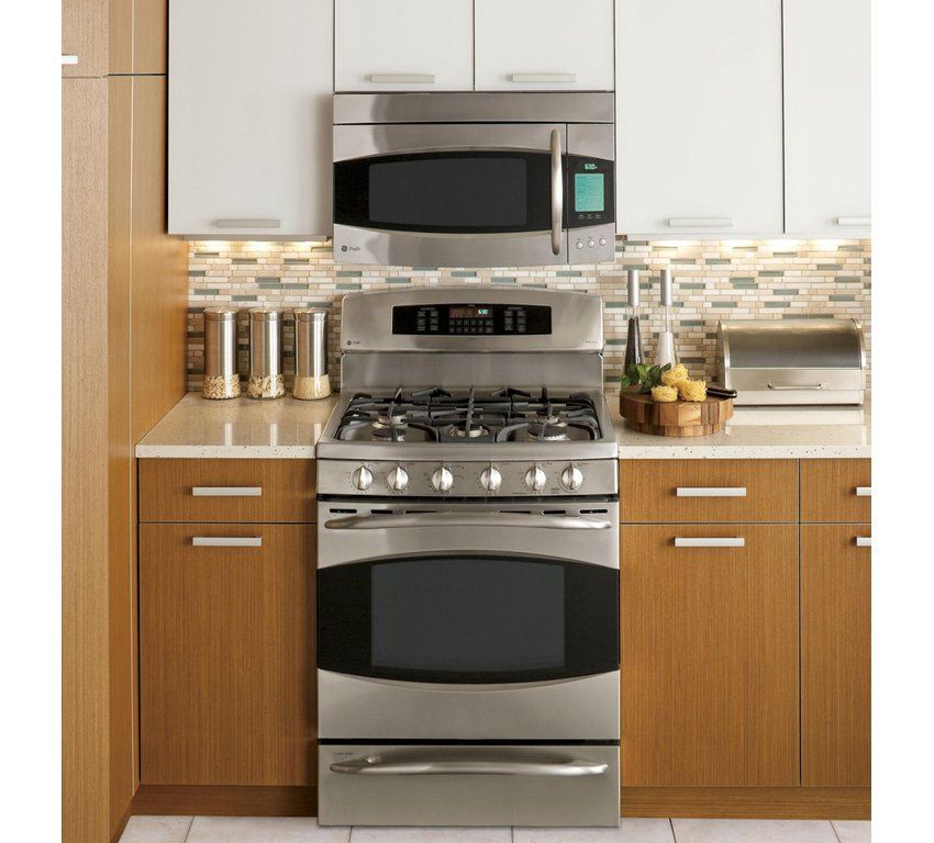 Microwave Oven With Gas Stove: Microwave Oven Stove Combo