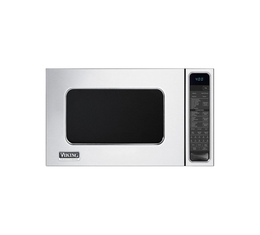 Viking Countertop Convection Oven : Viking VMOC205SS 1.5 cu. ft. Countertop Microwave Oven with 1,450 ...